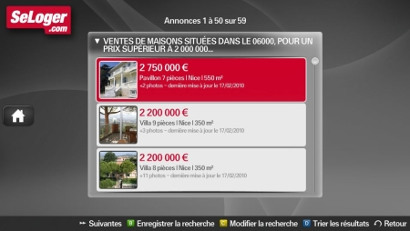 internet immobilier