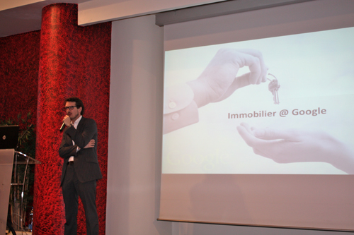 immobilier google
