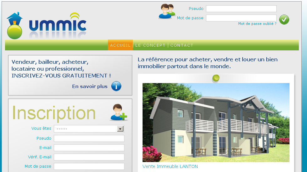 Ummic immobilier