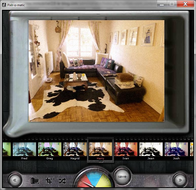 exemple de filtres pour l'immobilier