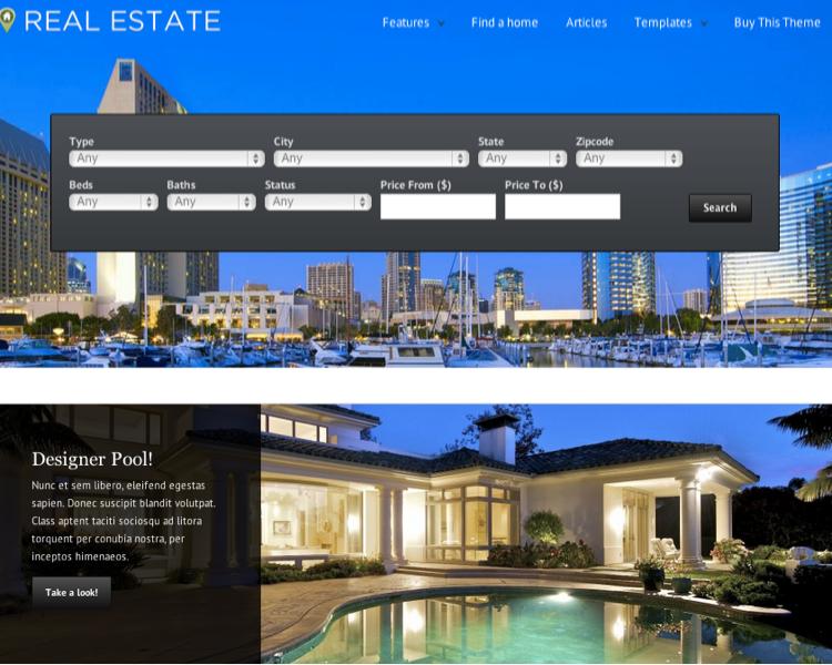 wordpress-immobilier-prestige
