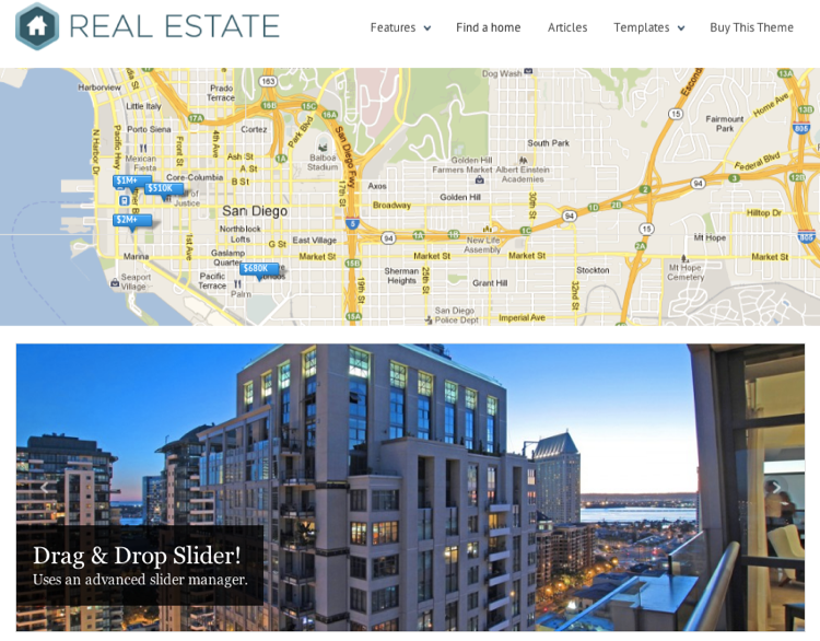 wordpress-immobilier-pro-realestate