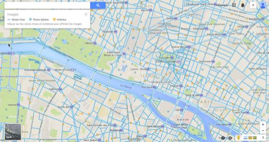 GoogleMaps Pegman