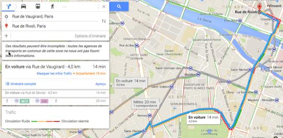 GoogleMaps_itineraire