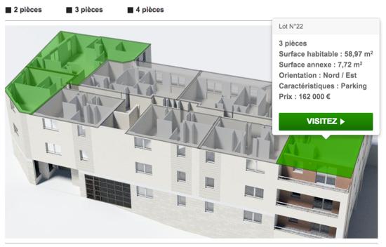 programme-immobilier-3D
