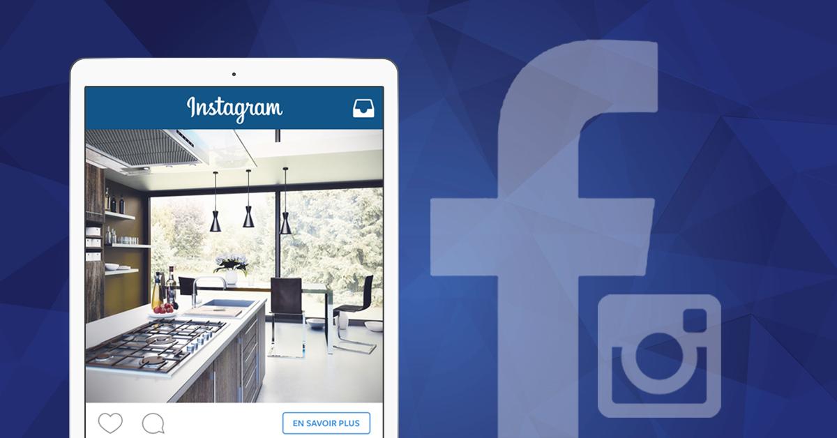 utilisez les publicit s pour capter des leads sur instagram avec vos images immobilier 2 0. Black Bedroom Furniture Sets. Home Design Ideas
