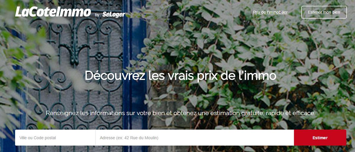 lacoteimmo_screen_homepage