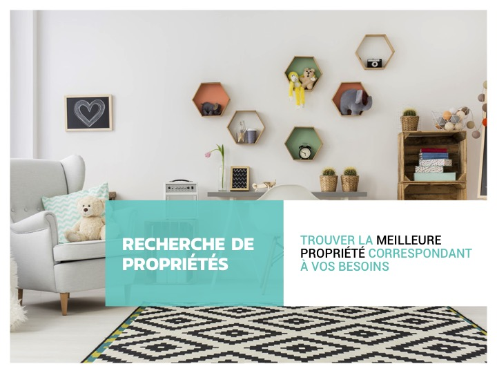 Design communication book de service immobilier 1