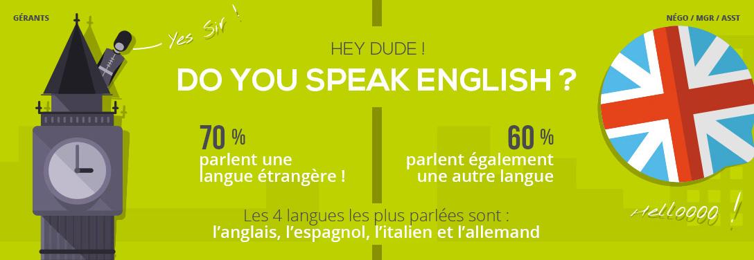 langues secondes parlées apr les agents immobiliers