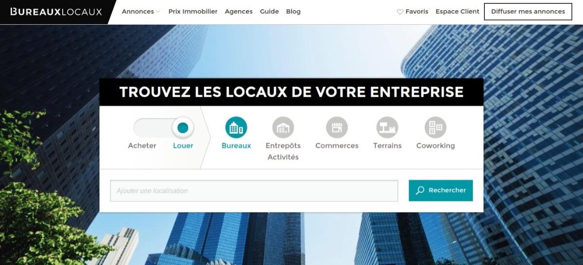 Bureaux Locaux : image d'illlustration de la homepage de Bureauxlocaux