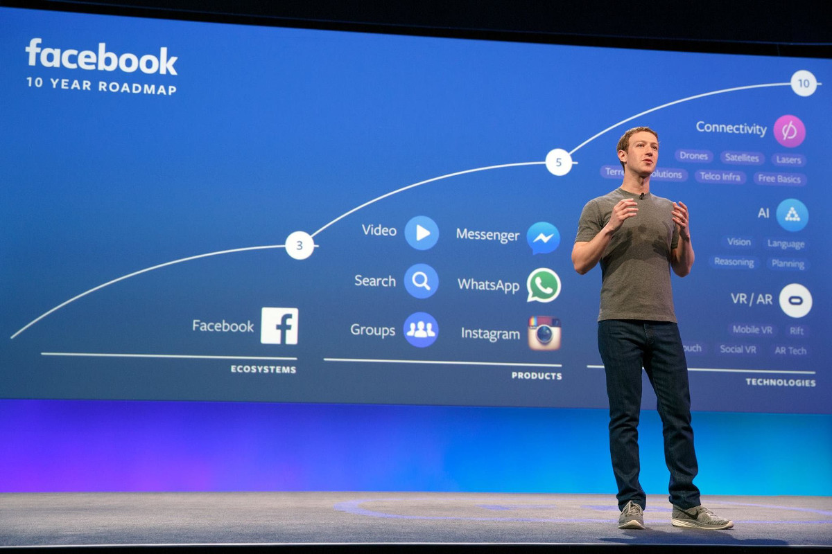 Facebook Immobilier Keynote 2018