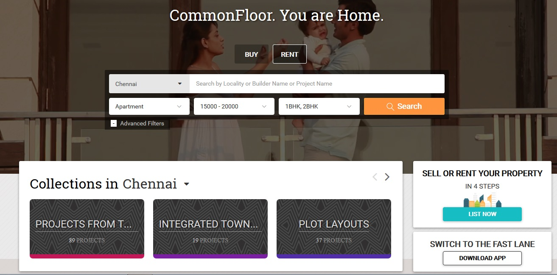 Google Commonfloor Gafa Immobilier