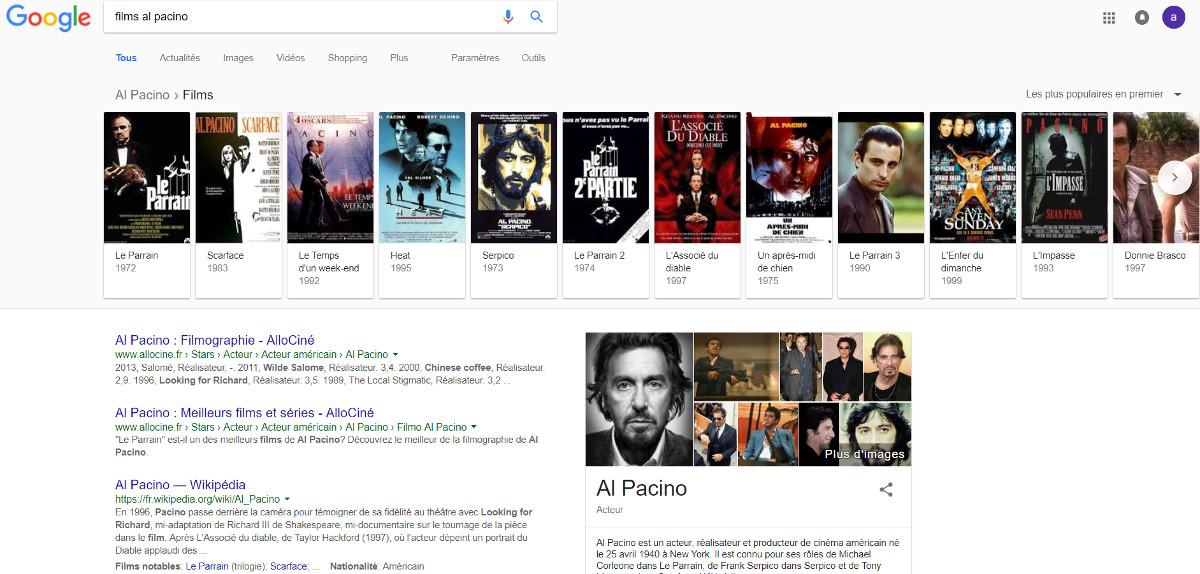 Richsnippet Google Gafa Immobilier Films 2