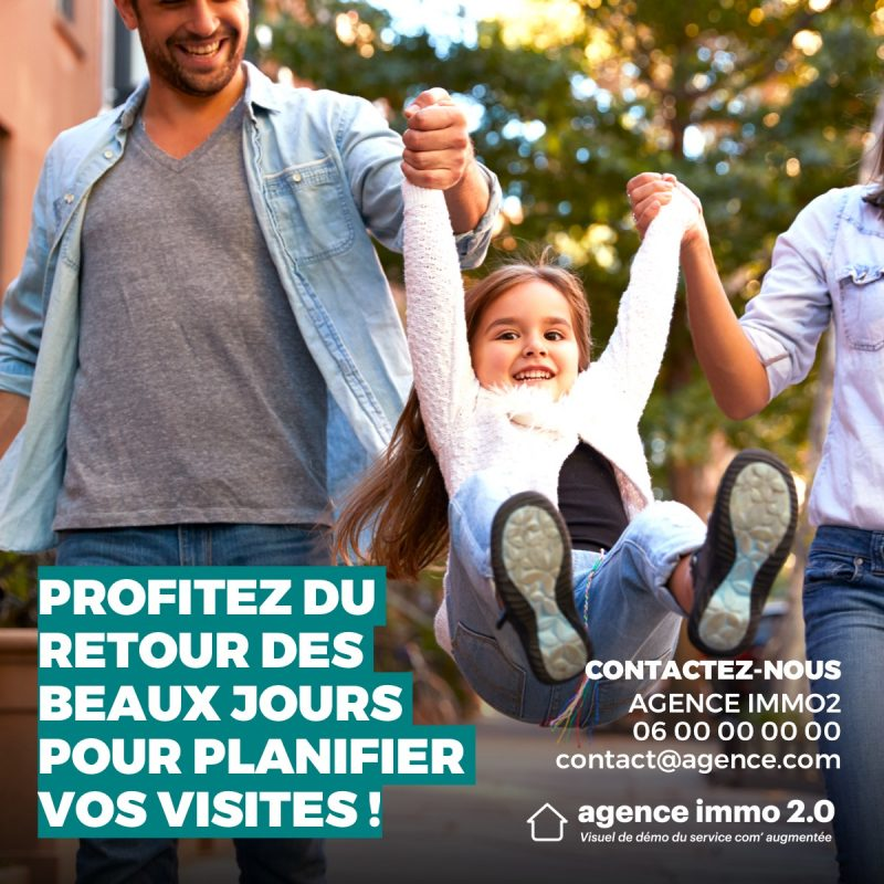 Template Immobilier Prospection Printemps5