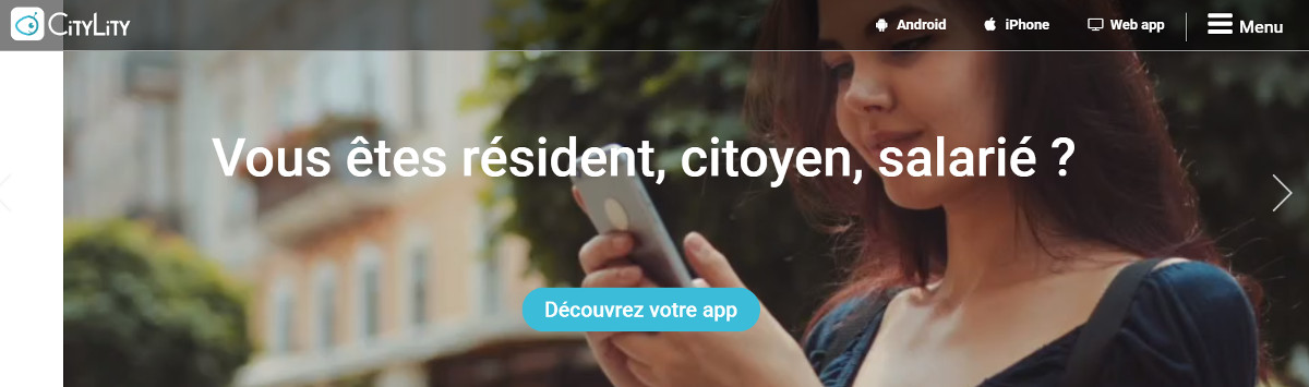 Citylity Gestion Immobilier Startup Vivatech