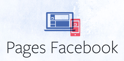 Logo Pages Facebook