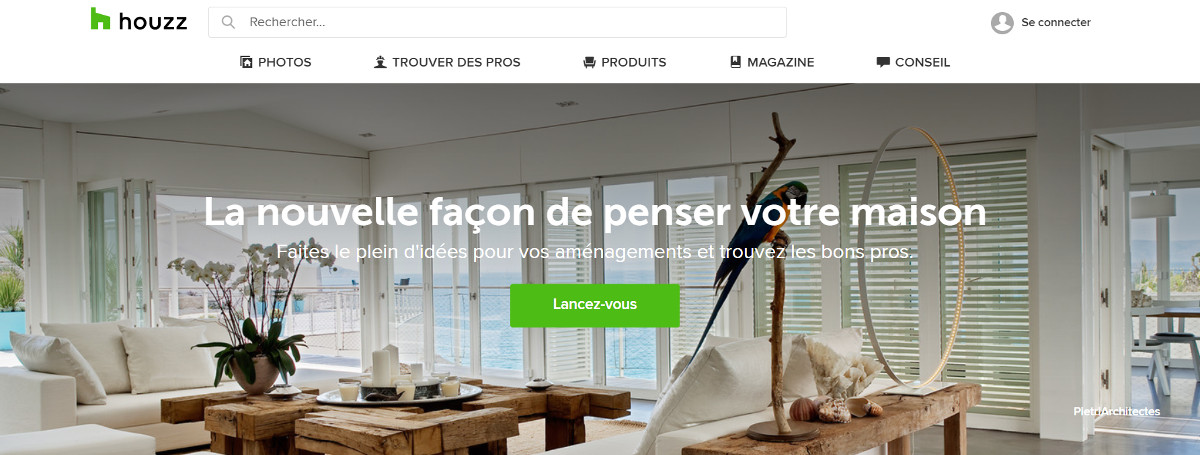 Houzz Photographes Immobilier Referencement