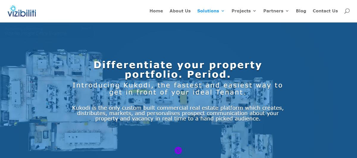 Kokudi Vizibiliti Vivatech Startup Immobilier