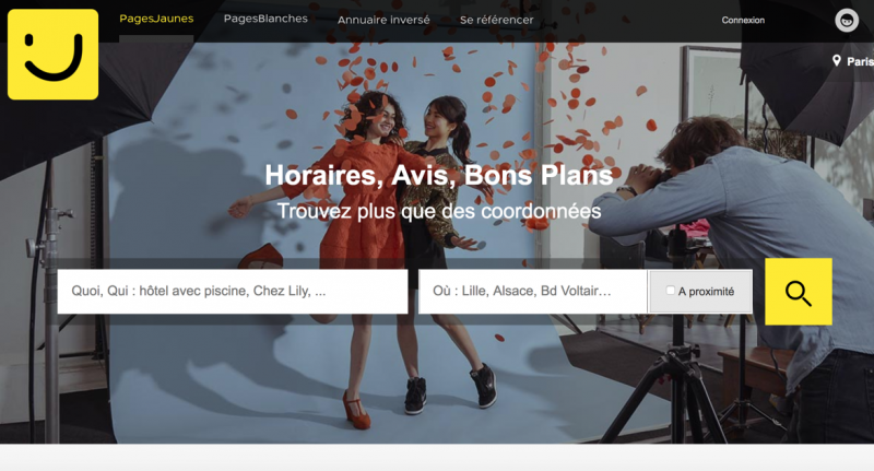 Pages Jaunes Immobilier