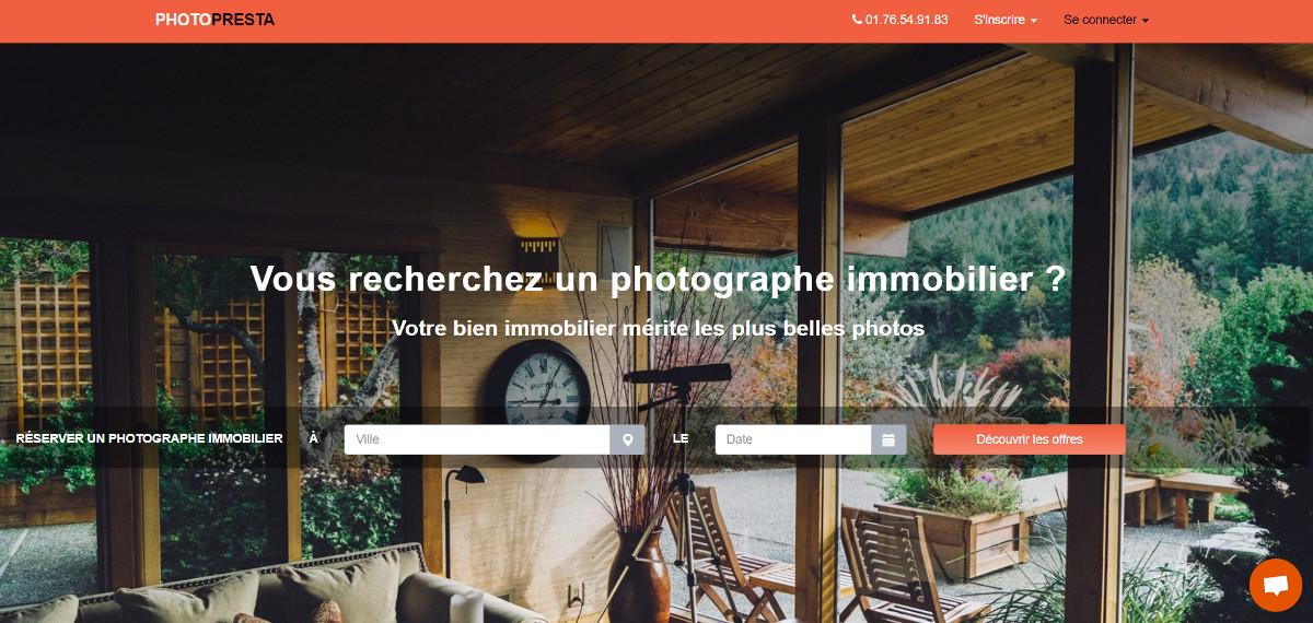Photopresta Immobilier Reportage Photo