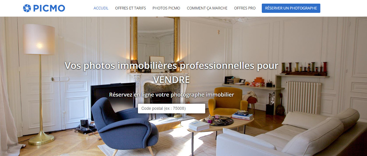 Picmo Photographie Immobilier