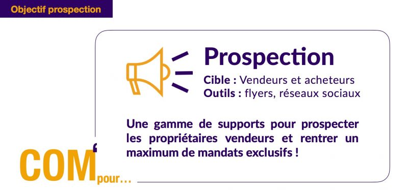 Prospection Immobilier
