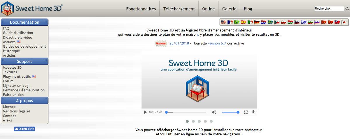 Sweethome3d Logiciel Maquette 3d Immobilier