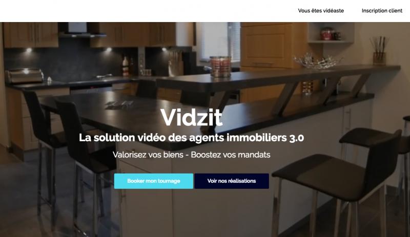 Vidzit Video Immobilier