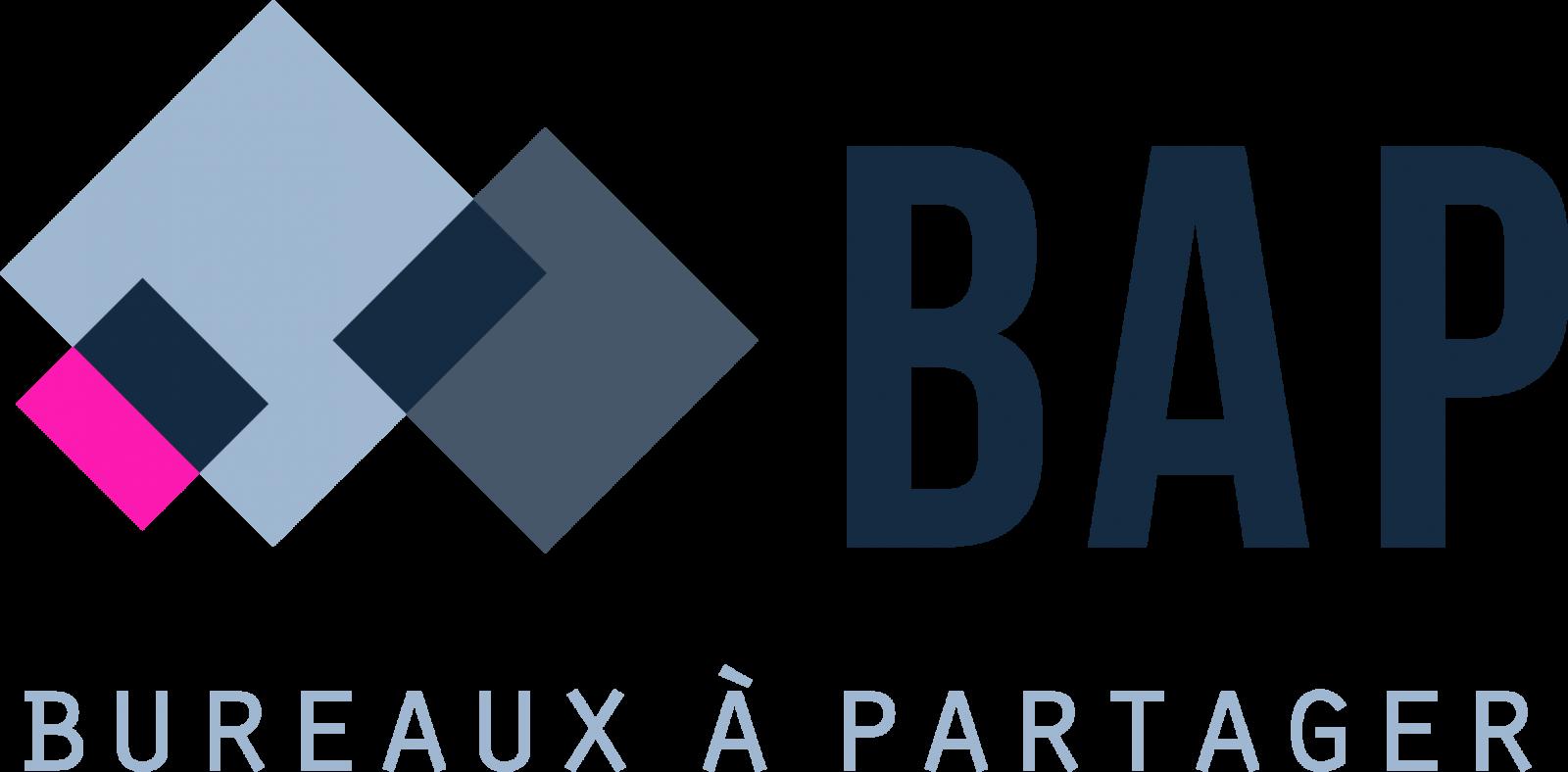 Logo Bureaux à Partager