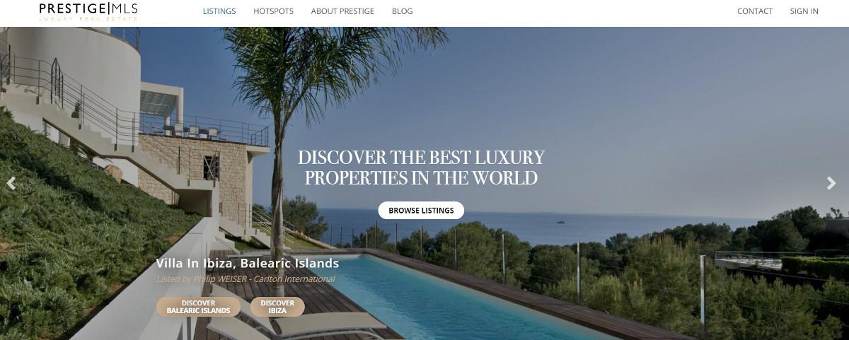 Prestige Mls Intercabinet Luxe Immobilier