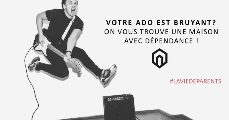 Design Reseaux Sociaux Communication Agence Immobilier Rentree3