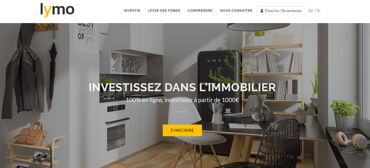 Lymo Crowdfunding Immobilier Annuaire Prestataires Immobilier