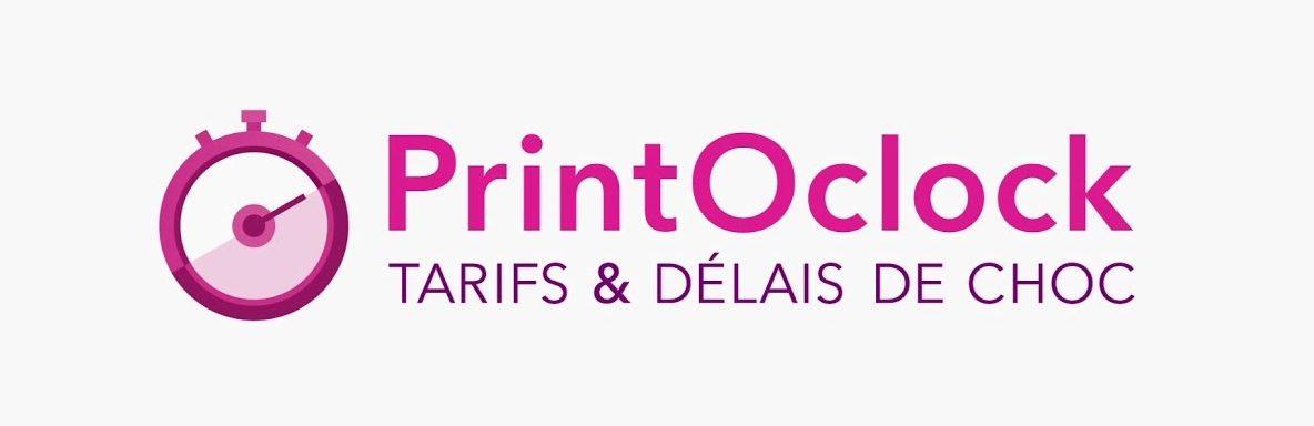 Logo PrintOClock