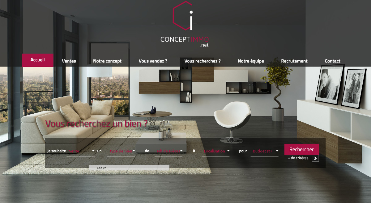 Conceptimmo Groupement Immobilier