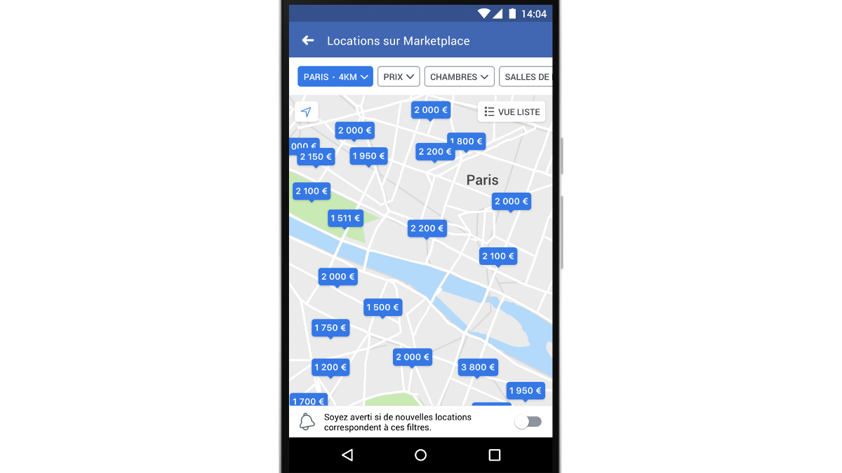 Marketplace Facebook Location Immobilier Illustration 3