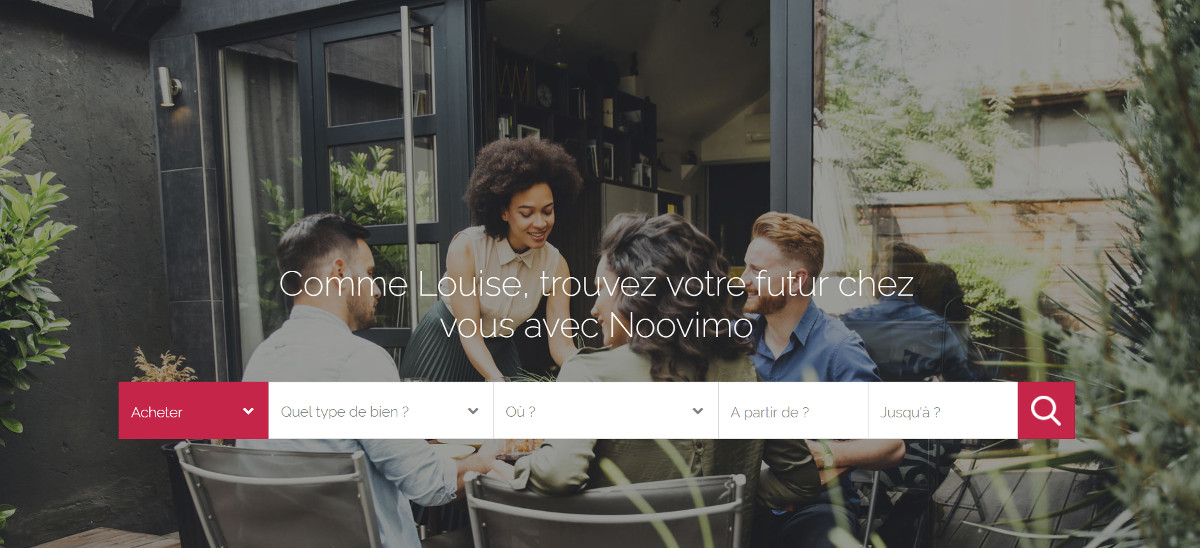 Noovimo Groupement Immobilier Mandataires