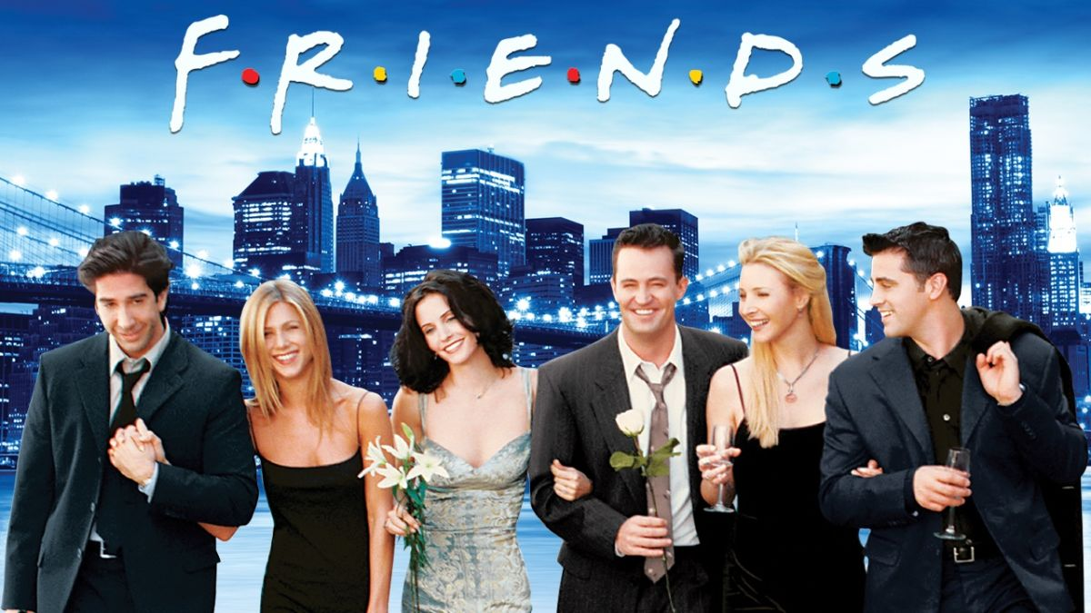 Friends Tvshow Colocation Democratisation