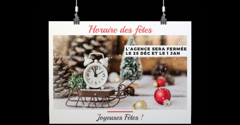 Kit Affiches Noel 5