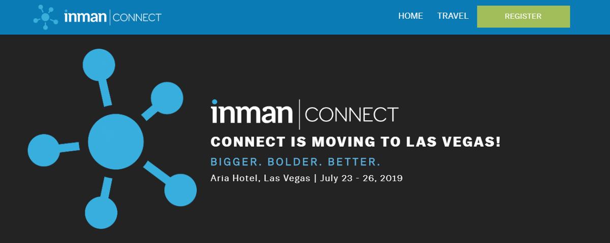 Inman Connect Las Vegas 23 Juillet 2019 Aria Hotel