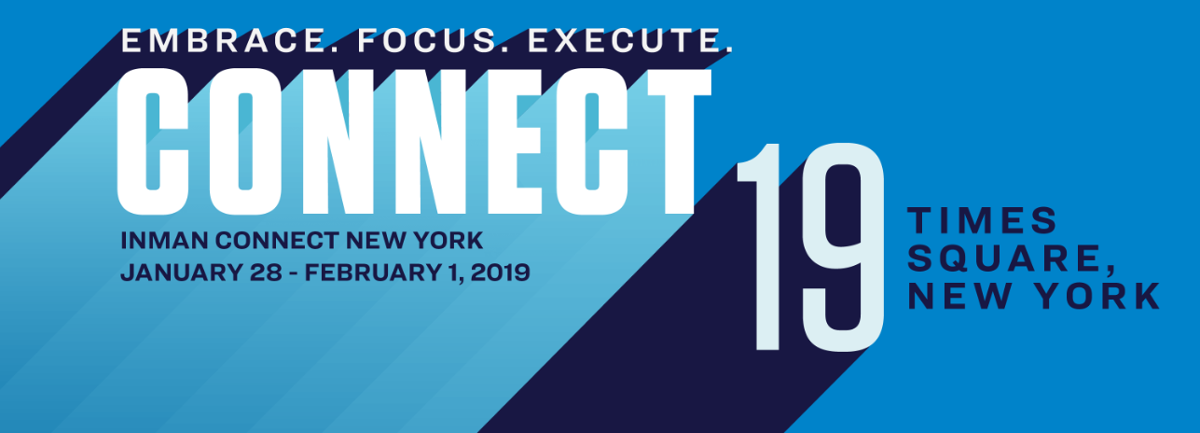 Inman Connect New York Time Square 28 Janvier 2019