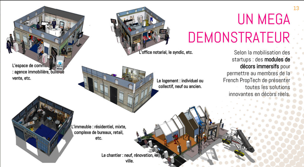 French Proptech Tour Innovations Immobilier Demonstrateur