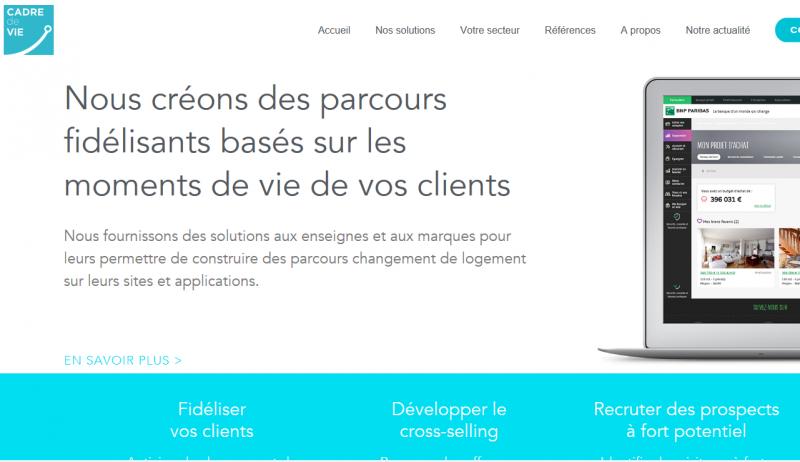 Cadre De Vie Immobilier Startup