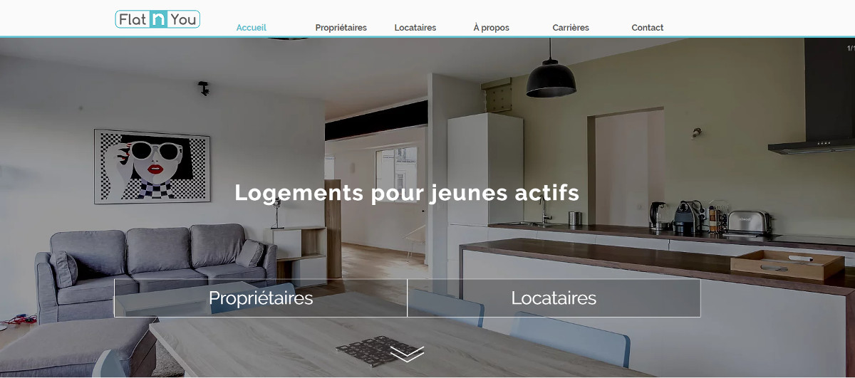 Flatnyou Startup Immobilier Location