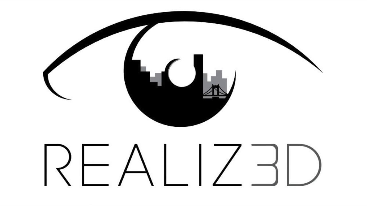 Logo Realiz3D