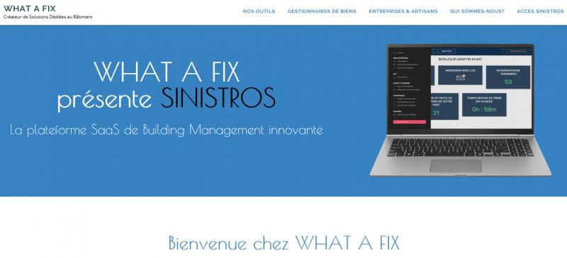 Sinistros De What A Fix
