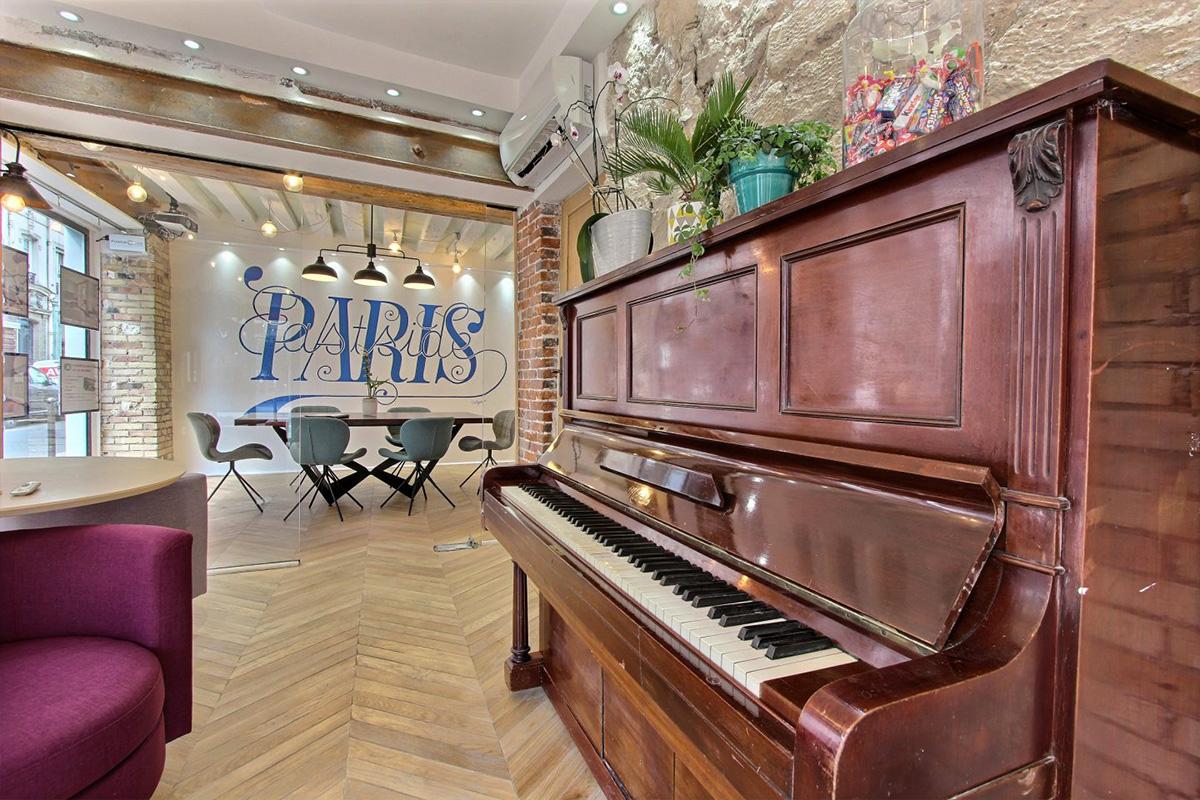 Exemple Agence Bonjour Oscar Paris