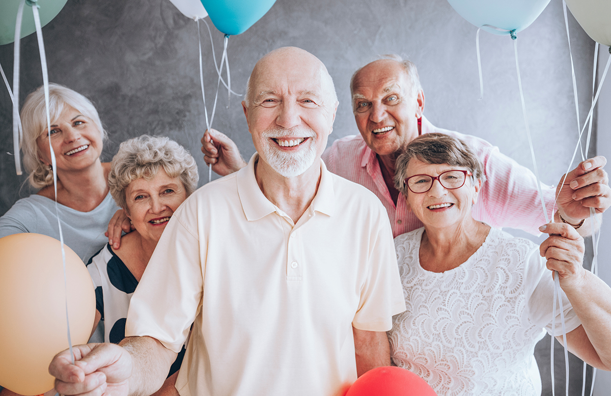 Immobilier Toucher Marche Seniors