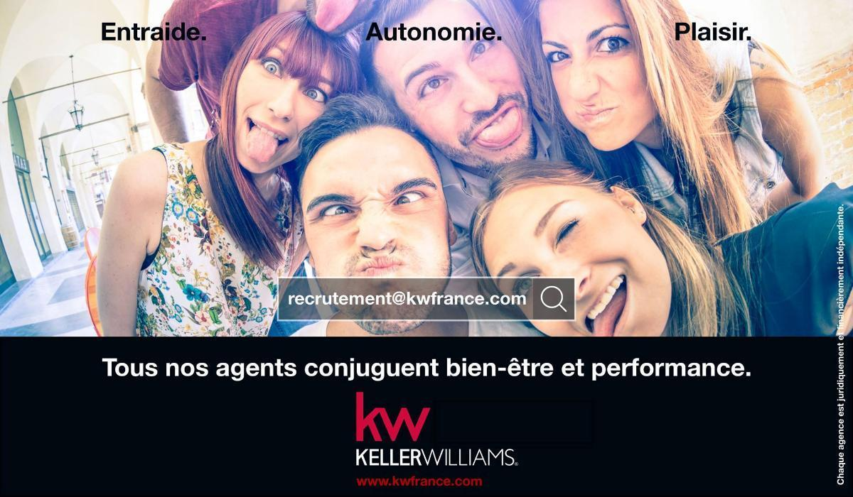 Keller Williams Reseaux Immobilier France Marketing Agence