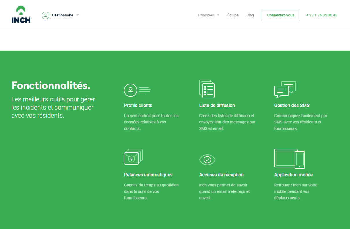 Inch Logiciel Gestion Locative Immeubles Syndic