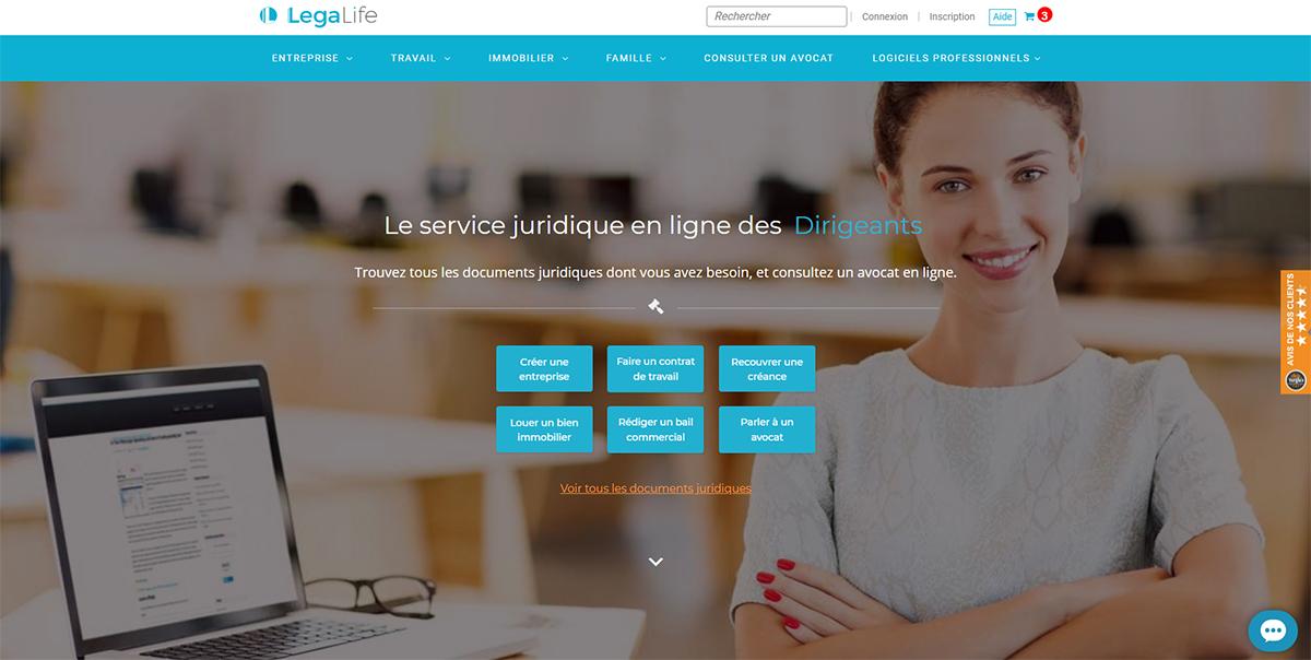 Legalife Documents Juridiques Immobilier Redaction